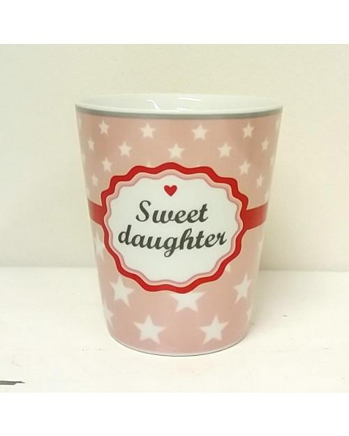 Keramični lonček Sweet daughter