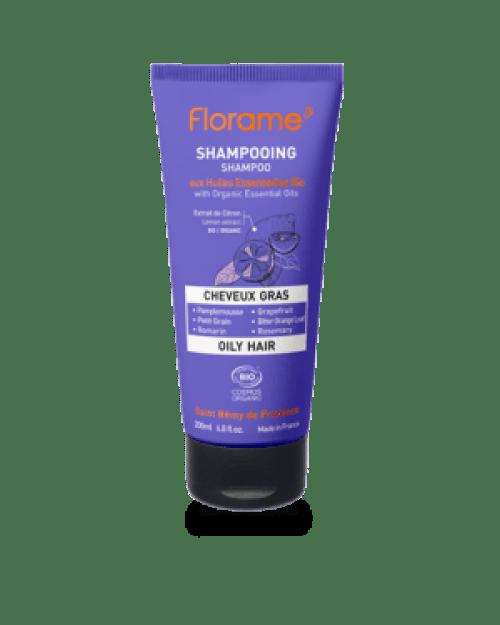 Šampon proti mastnim lasem 200ml