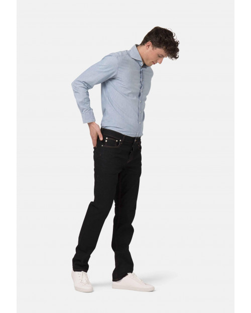 Regular Bryce MUD jeans Strong BlueZeleni planet
