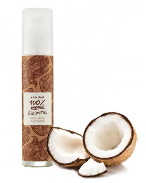 100% naravno kokosovo olje, 50ml