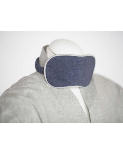 Maska za spanje iz 100% ekološkega bombaža
