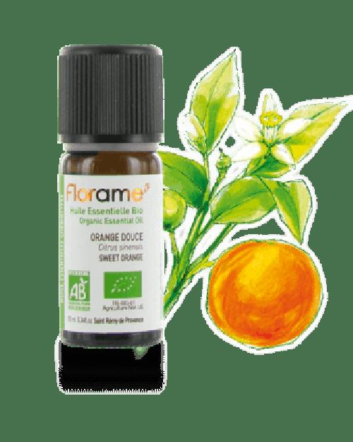 Eterično olje Sladka pomaranča