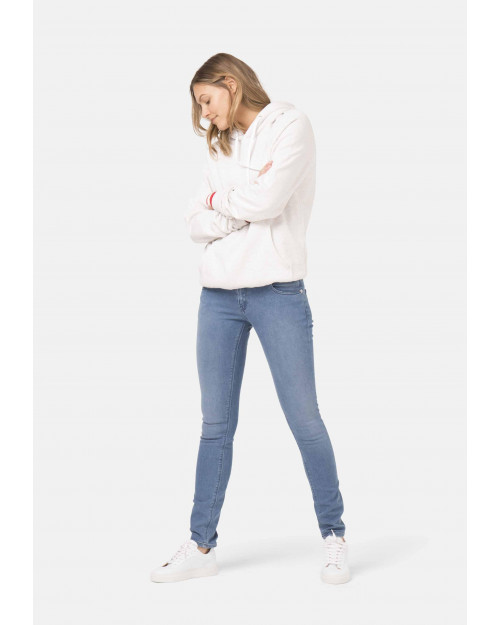 Skinny Lilly MUD jeans Pure Blue Zeleni planet