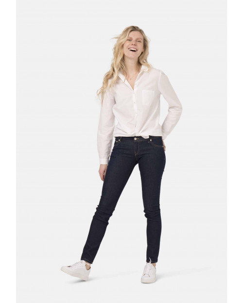 Skinny Lilly MUD jeans Strong BlueZeleni planet