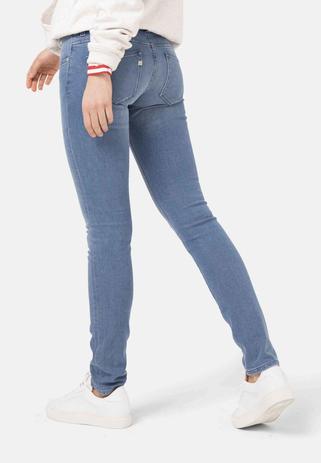 Skinny Lilly MUD jeans Pure Blue