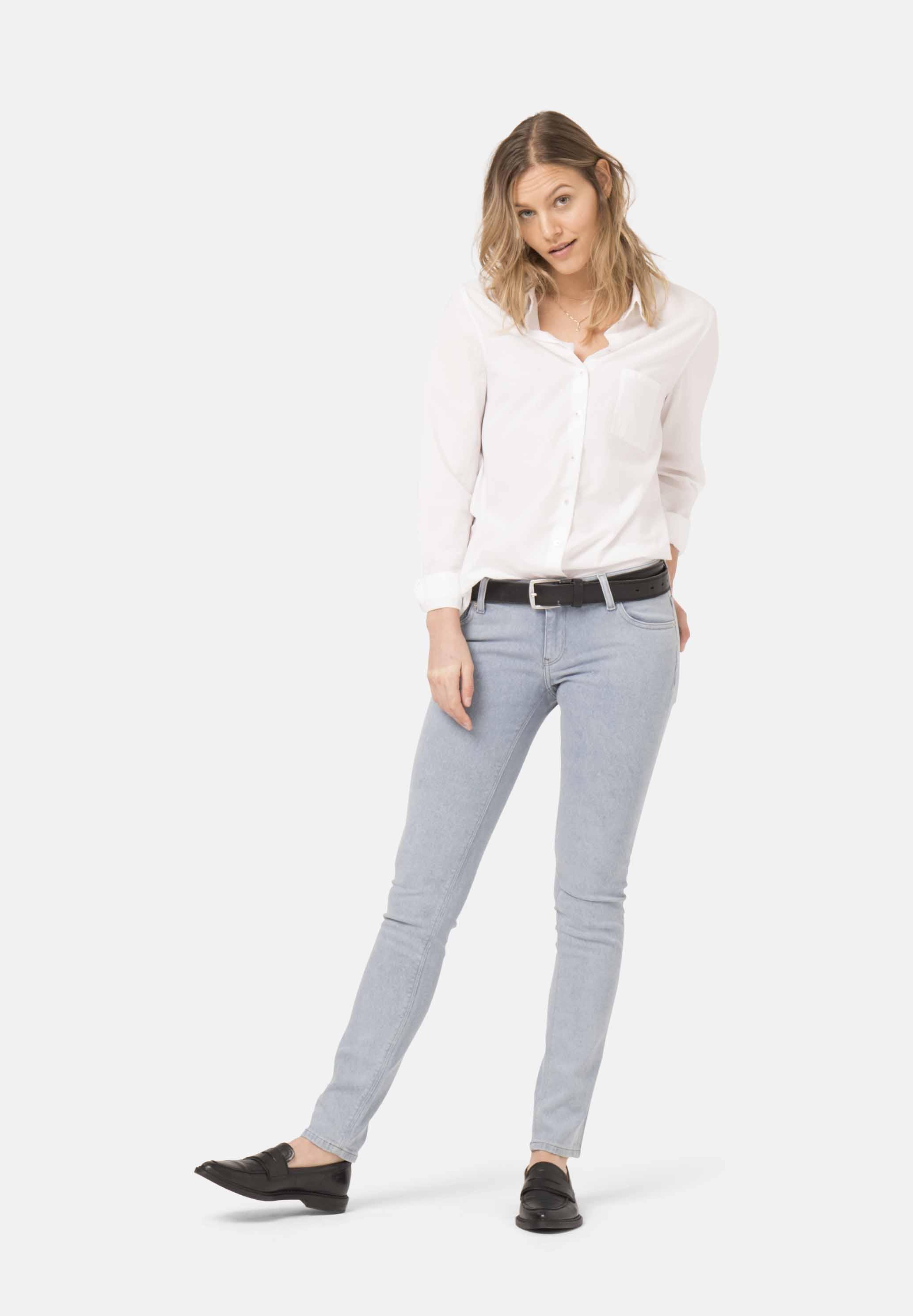 Skinny Lilly MUD jeans Sea stone