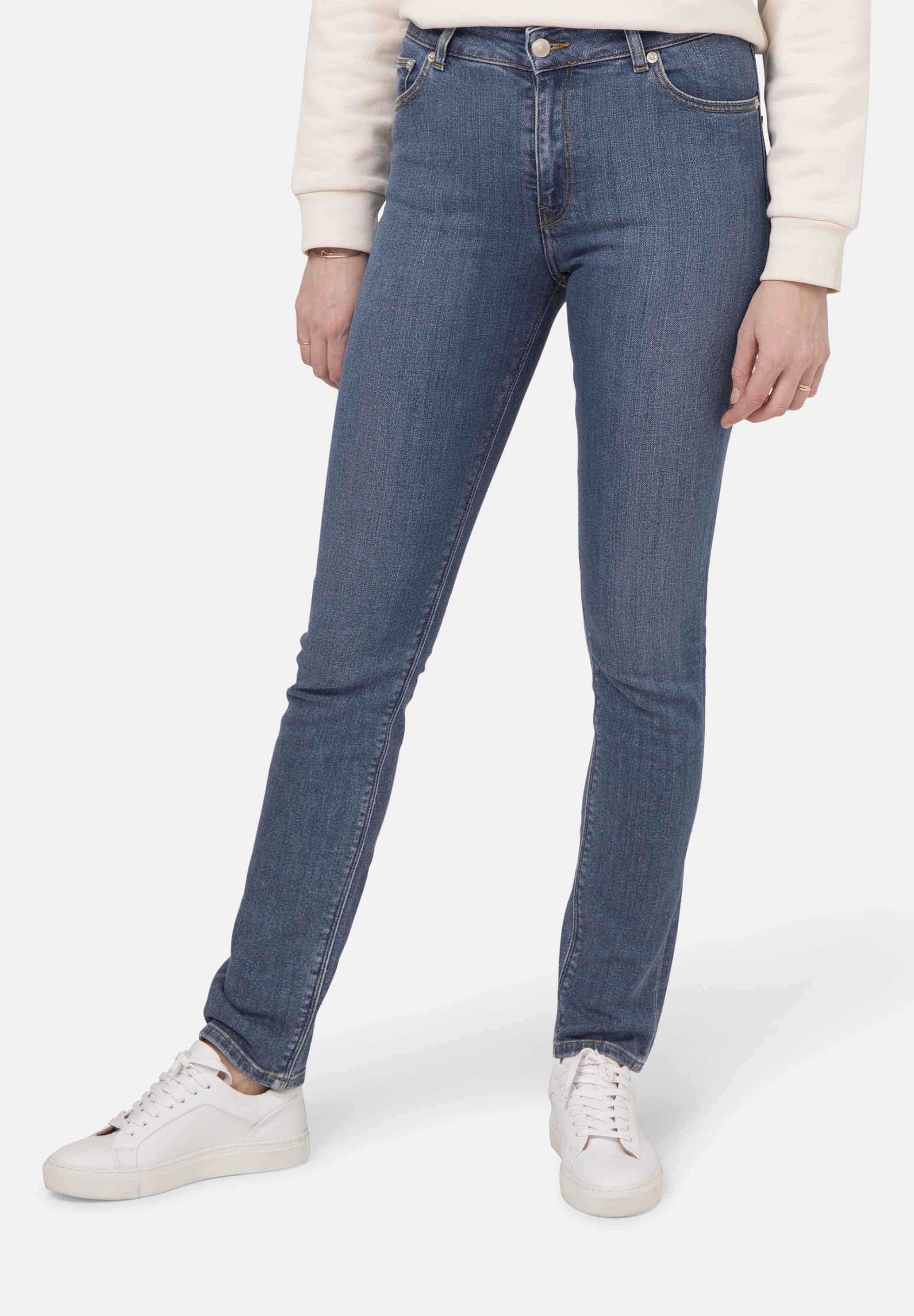 Regular Swan MUD jeans Indigo
