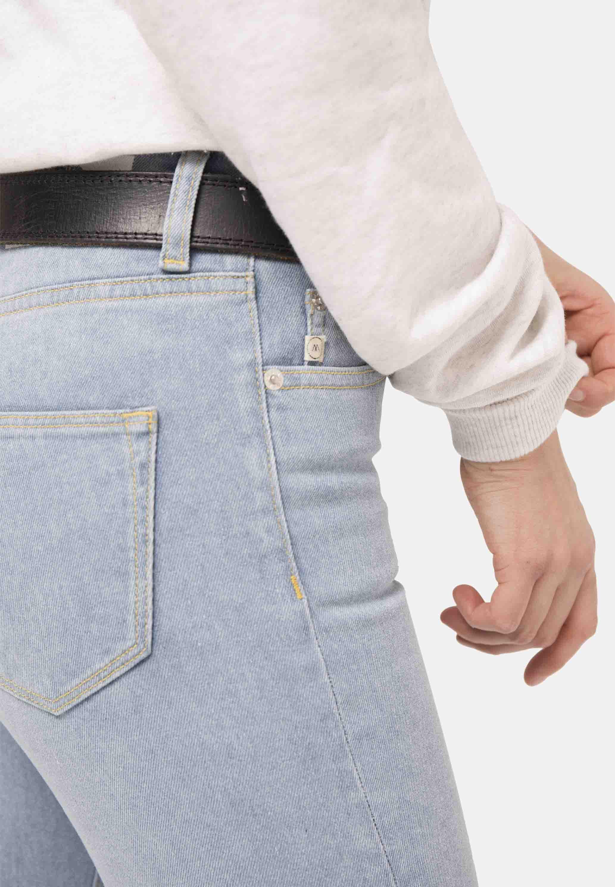 Regular Swan MUD jeans Sea Stone