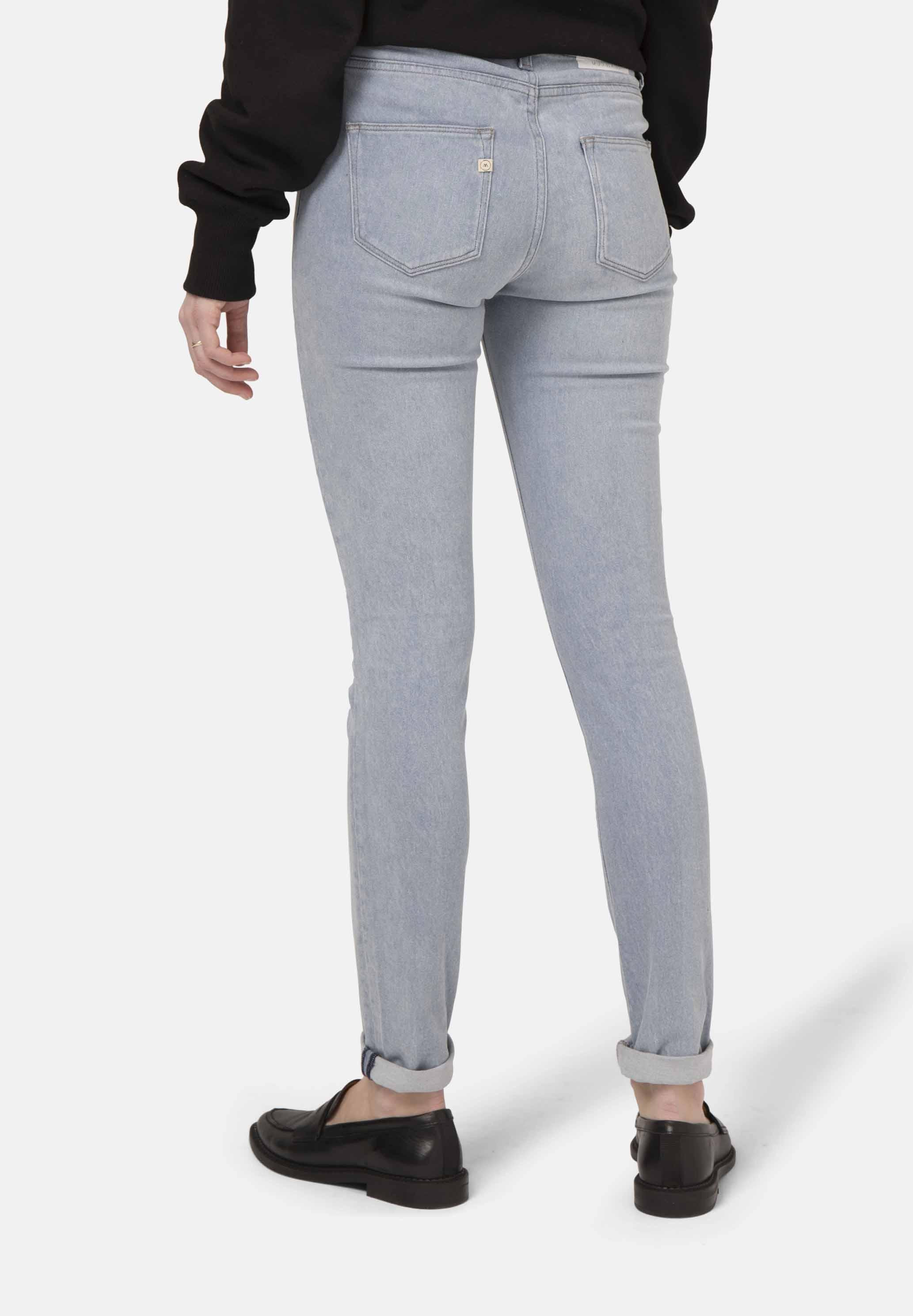 Skinny Hazen MUD jeans Sea Stone