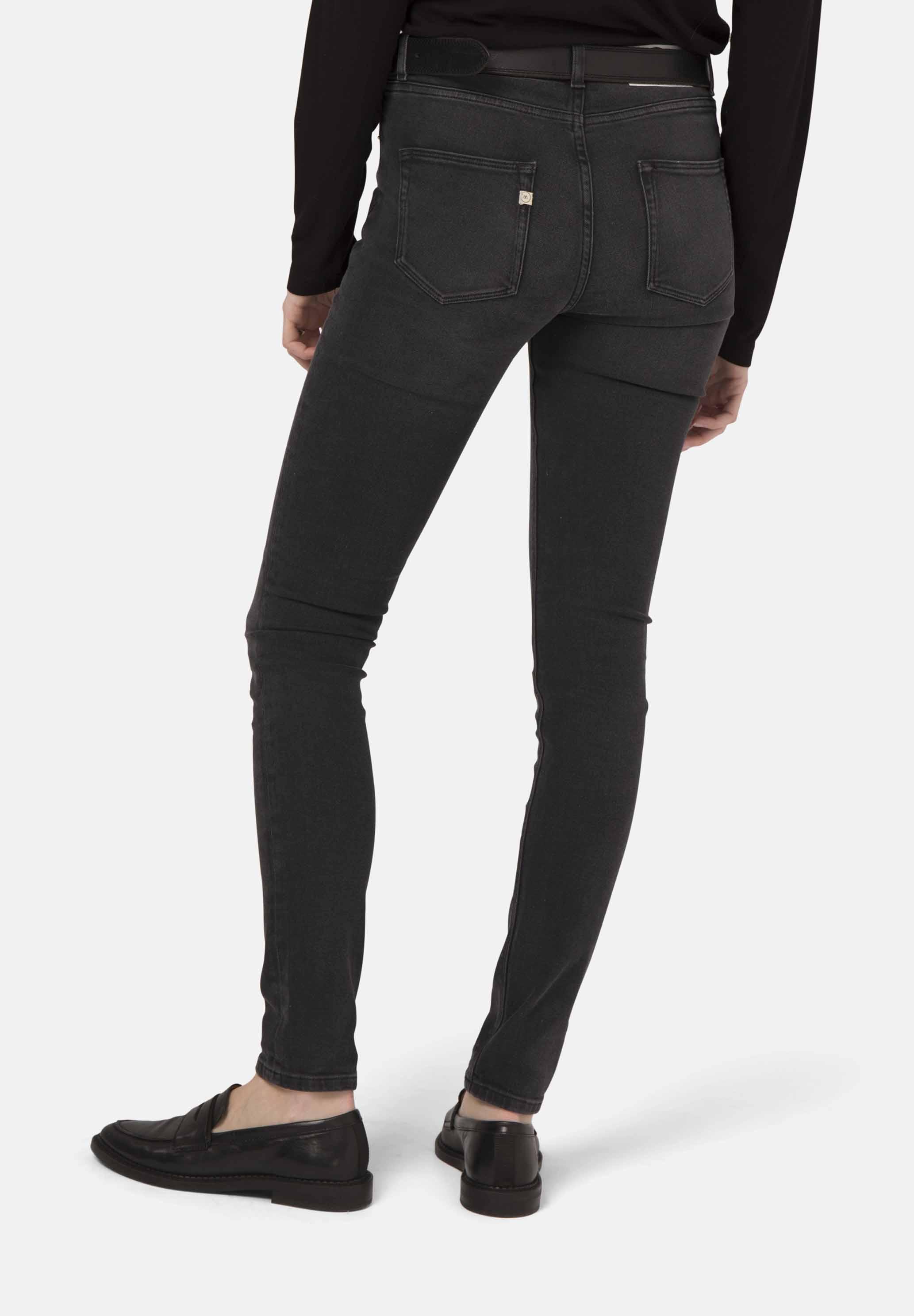 Skinny Hazen MUD jeans Stone Black