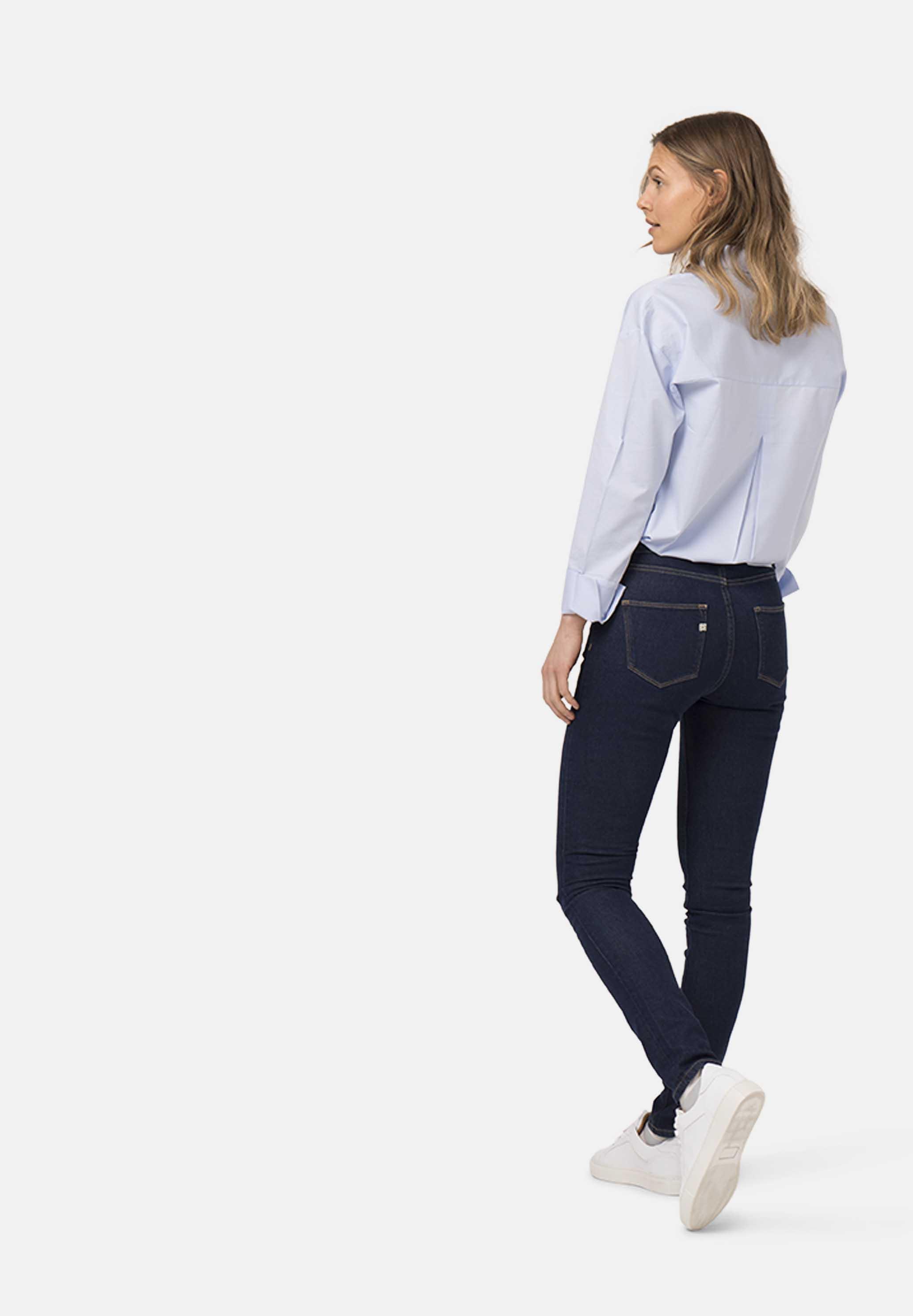 Skinny Hazen MUD jeans Strong Blue