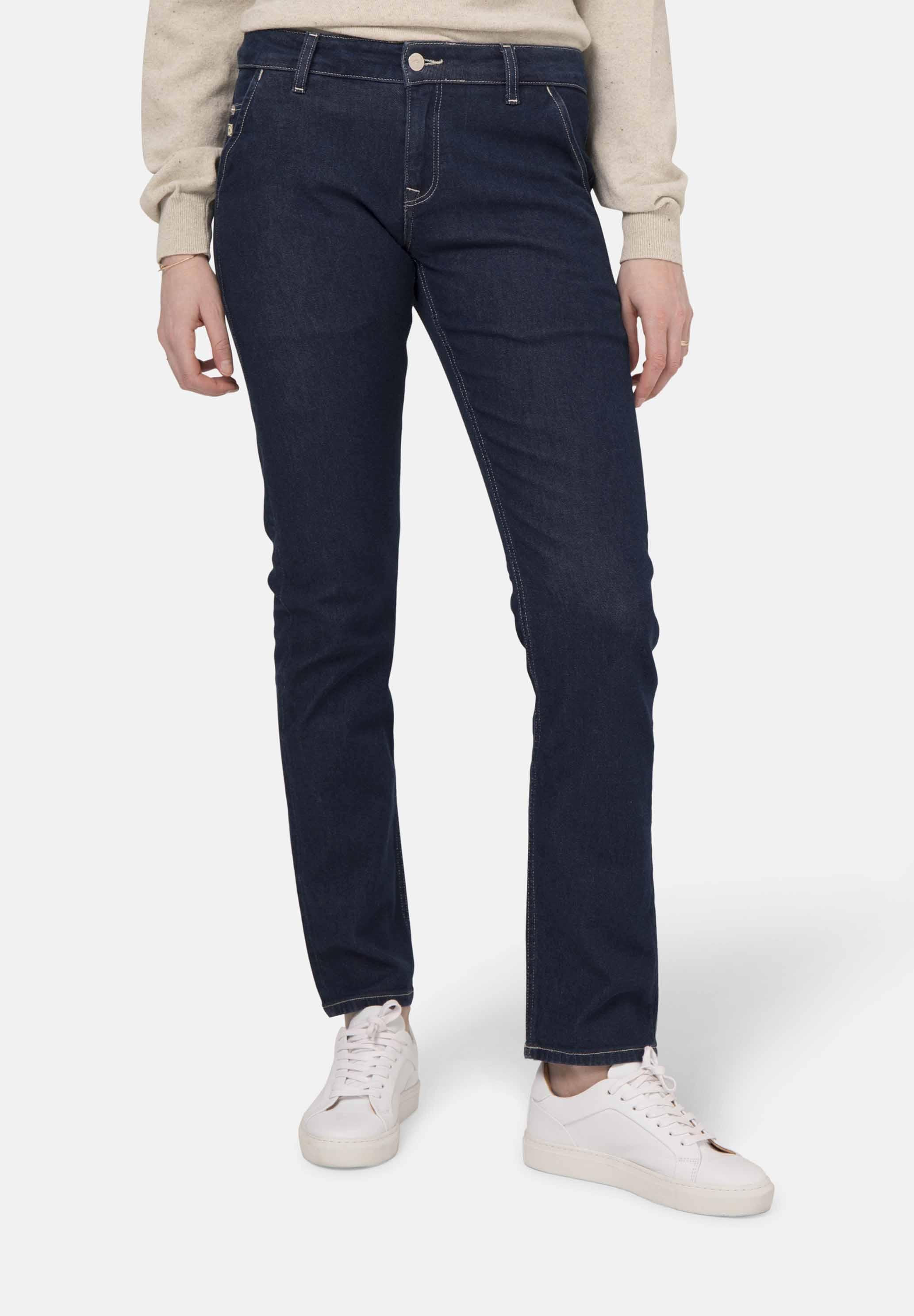 Claire Chino MUD jeans Strong Blue