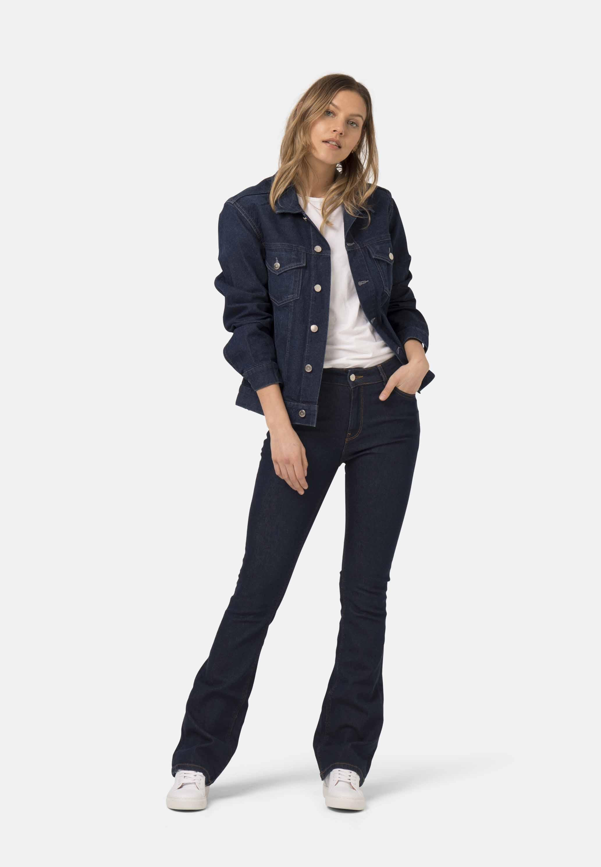 Flared Hazen MUD jeans Strong Blue