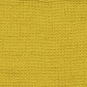 Brisača/deka iz 100% lanu citrine 100x160