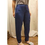 Ženske lanene hlače Tihe M
